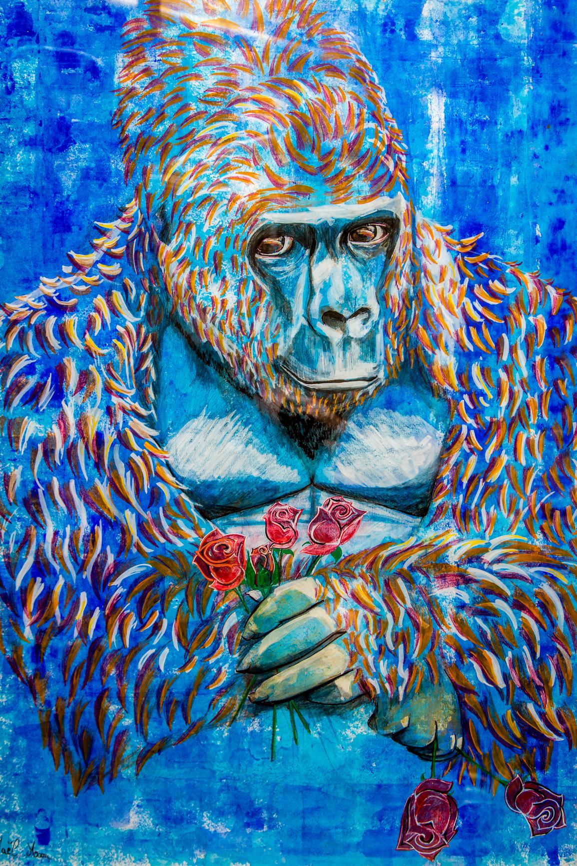 Yaël Moon - Gorille