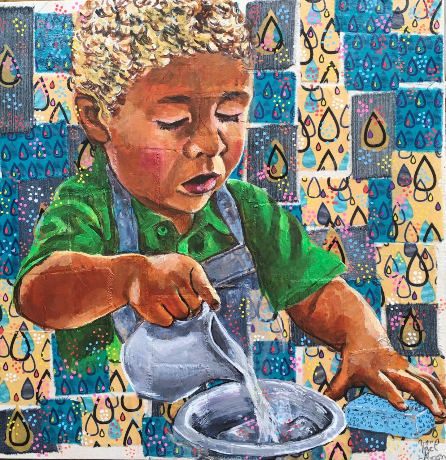 Yaël Moon - Verser l'eau!